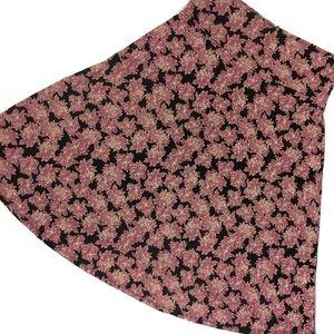 NWT LuLaRoe Azure Skirt 🌺 Super Slinky Soft!